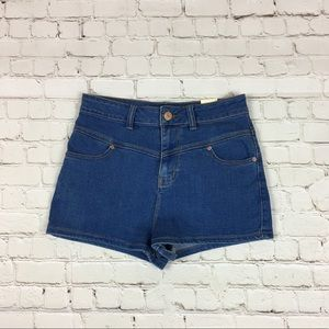 NWT BDG Urban Outfitters Super High Rise Shorts